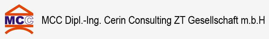 MCC  Dipl.-Ing. Cerin Consulting ZT GmbH